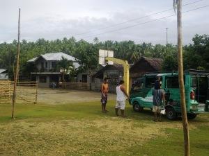 Katipunan basketball court