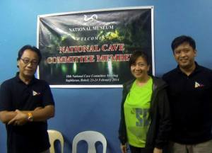 With our gracious host, Dr. Mundita Sison Lim, Director of the Biodiversity Management Bureau (BMB).