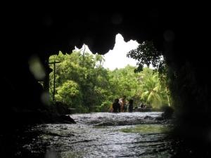 Inambakan Cave