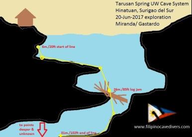 Tarusan Spring Map 2017